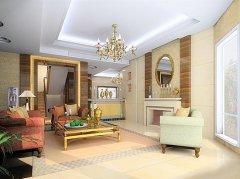 二层别墅装修效果图 农村别墅设计图