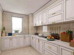 2020整体厨房图片 整体厨房设计图欣赏