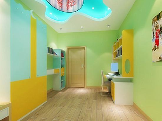 「家装设计工作室」建材知识墙面漆选择有技巧