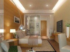 临沂装饰网 宾馆客房装修效果图