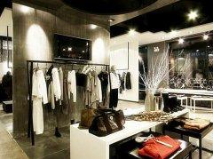 小服装店装修效果图 小服装店装修设计图