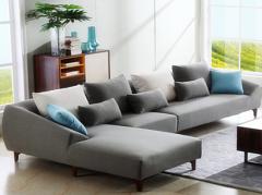 客厅沙发 L型沙发摆放风水要懂的几点禁忌