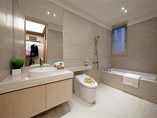 洗手间隔断 洗手间装修效果图大全