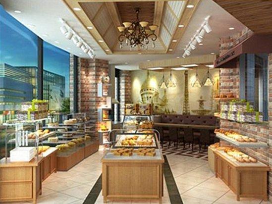 蛋糕店门头 值得学习的蛋糕店装修设计技巧