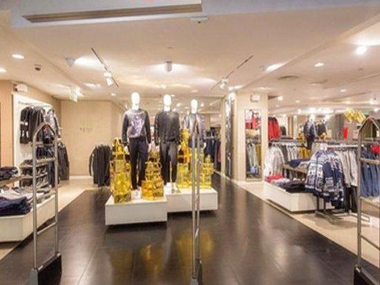服装店设计 服装店装修效果图大全2020图片