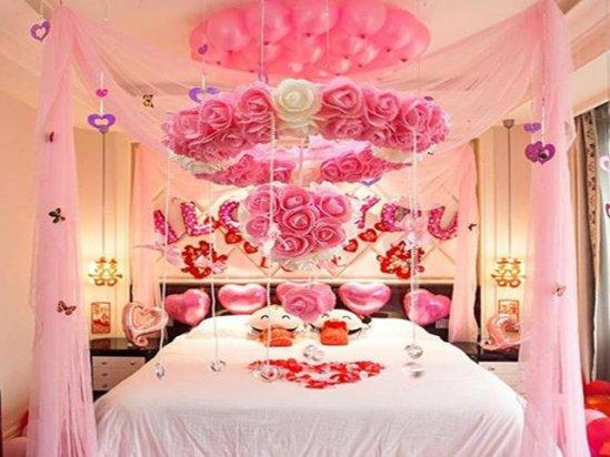 婚房装修效果图 结婚新房布置图片