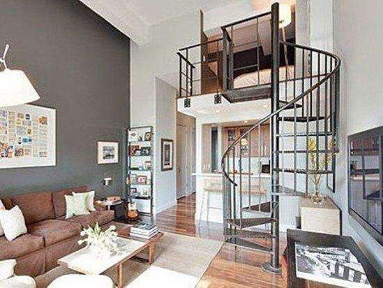 公寓装修图片 公寓装修效果图50平米