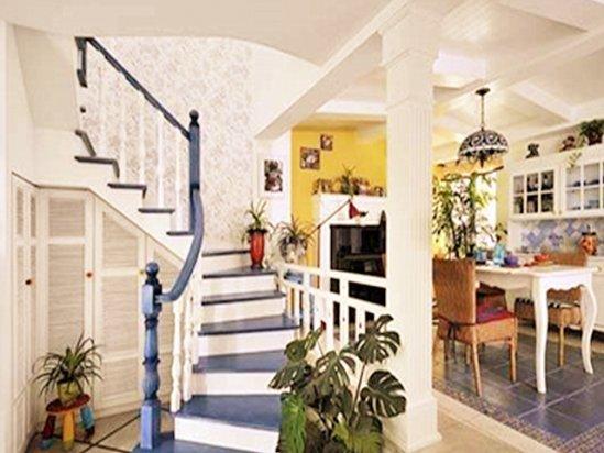 精装修房屋 复式40平米小户型装修效果图