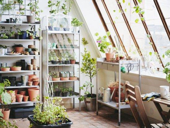 家装设计工作室 阳台最实用的设计方案