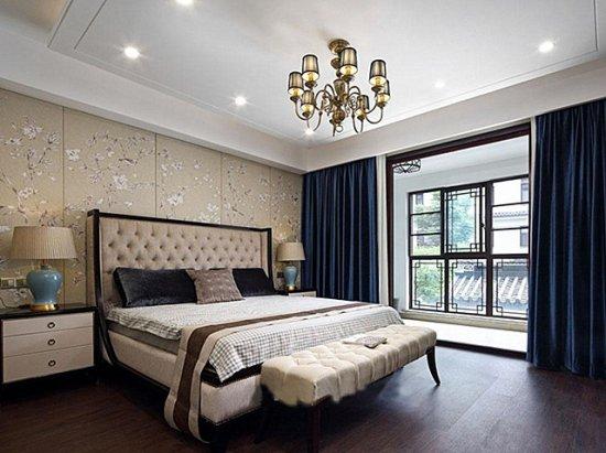 新中式风格酒店大堂装修 大庆装修公司排名前十强