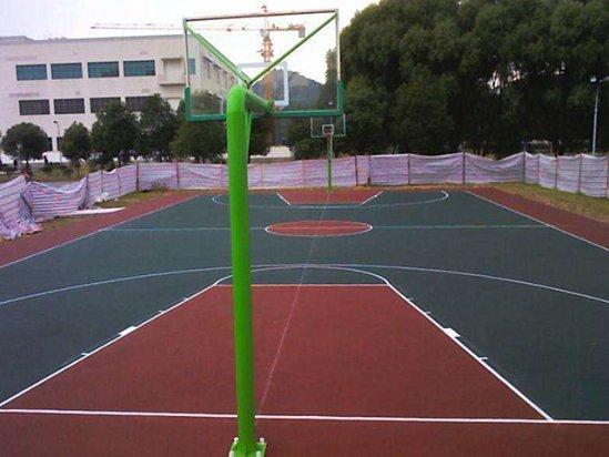 篮球场地标准尺寸是多少米 篮球场平面图