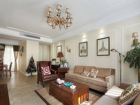 客厅装修实景图大全 客厅装修设计效果图