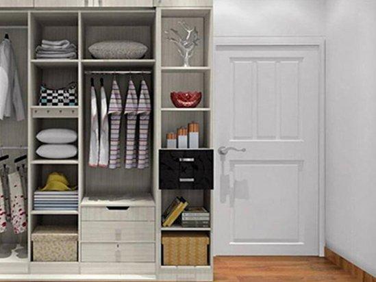 卧室衣柜设计效果图 橱柜十大品牌有哪些