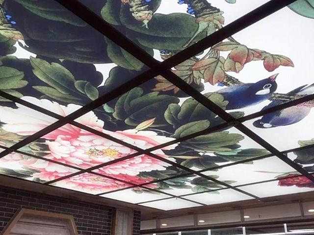 吊顶装修效果图 软膜天花的优缺点是什么