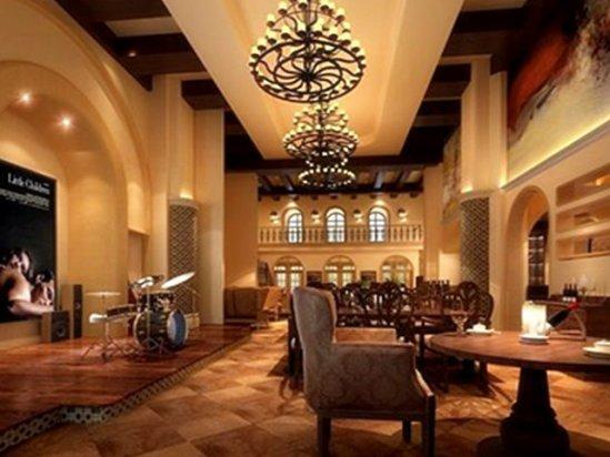饭店装修效果图 酒吧装修费用一平方多少钱