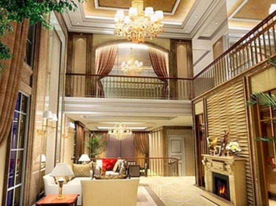 豪华别墅设计图 北京家庭装修公司哪家比较好