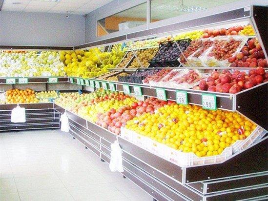水果店装修图片 水果店装修效果图片大全