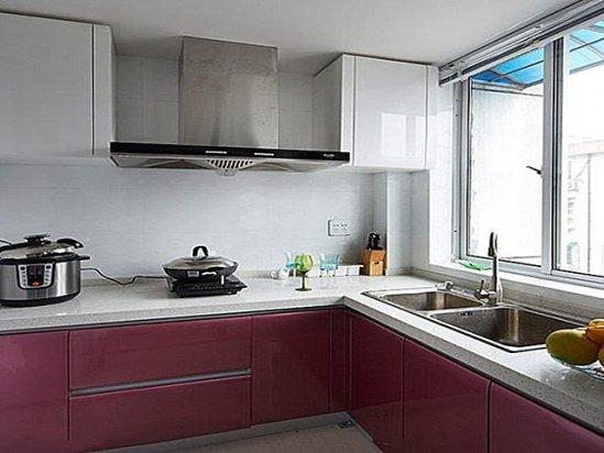 厨房装修颜色风水 小平米厨房装修效果图大全