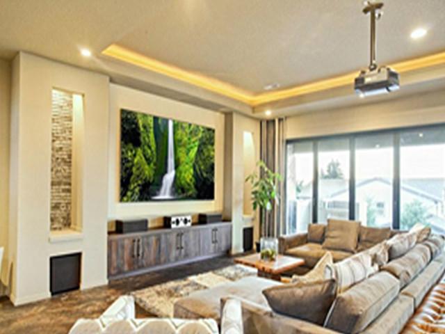 客厅装修设计效果图 家里两个客厅怎么装修