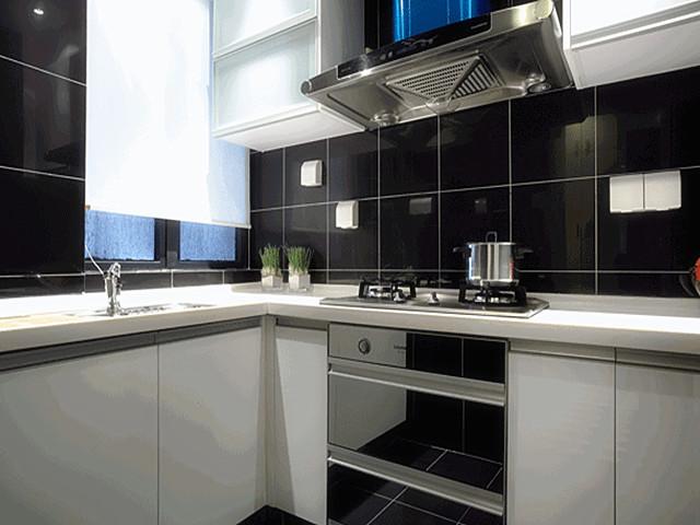厨房装修图片 武汉二手房厨房翻新步骤