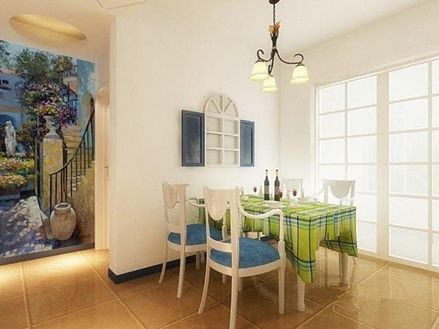 武汉装修 如何在家中装饰地中海小清新风格