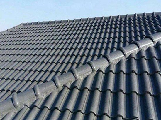 屋顶花园设计 什么样的瓦片适合别墅屋顶