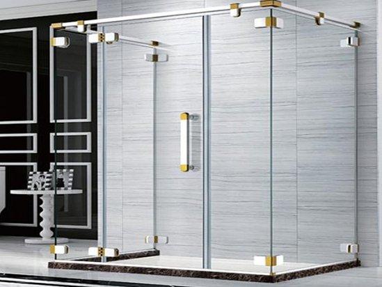 2020浴室玻璃门价格 卫生间浴室玻璃门图片