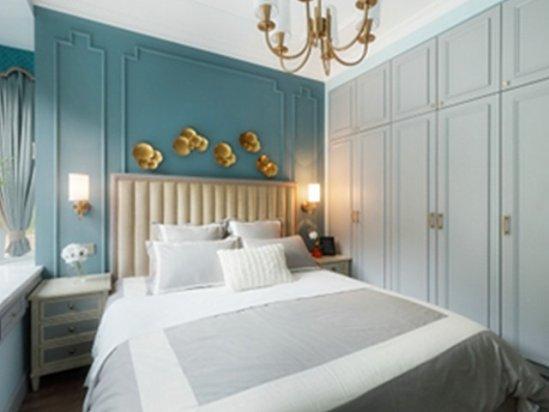 卧室装修效果图 卧室柜子图片大全2020新款