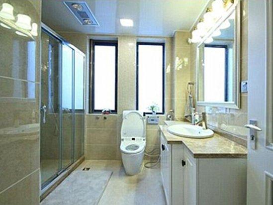 卫生间装修效果图 卫生间怎样装修风水好些