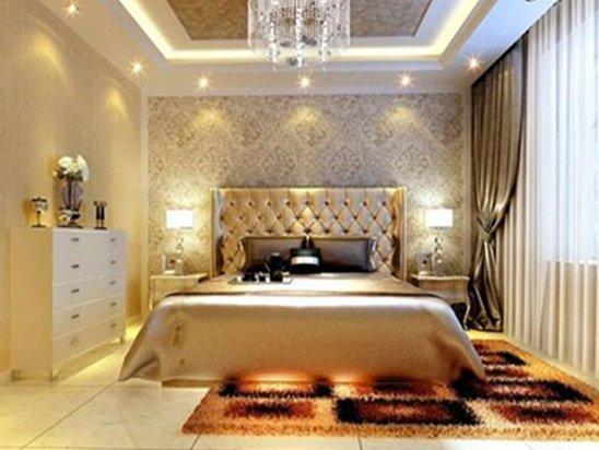 欧式装修 欧式卧室装修效果图大全2020图片