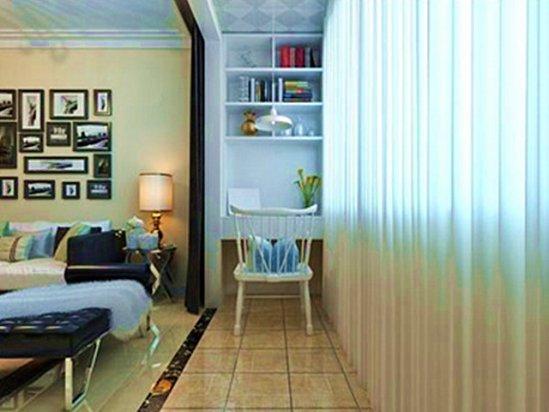 小户型沙发 85方小户型装修设计图2020图片