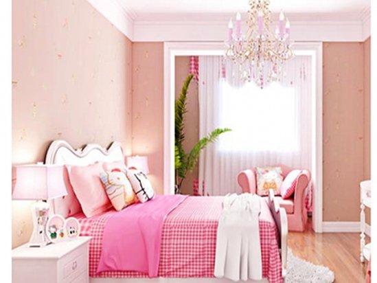 女生卧室设计 女孩子的房间设计图片大全