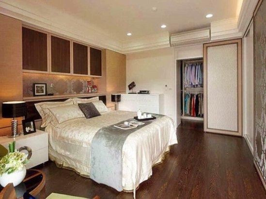步入式衣柜装修效果图 一套普通别墅多少钱
