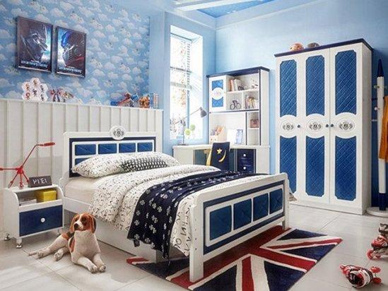 儿童房设计 家装修效果图大全2020图片儿童房