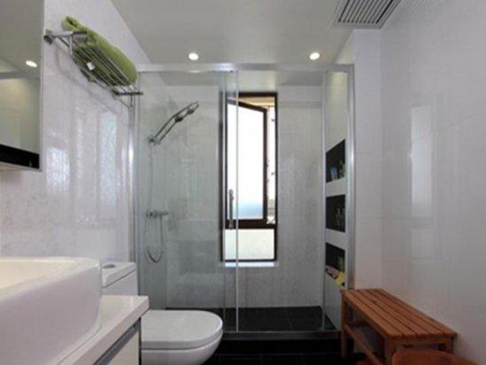 别墅内装修 小平方卫生间装修效果图大全