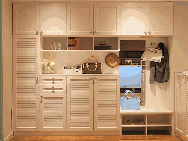 别墅家装设计 一般鞋柜深度尺寸是多少合适