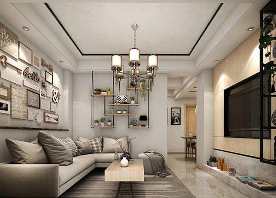 家装设计图 武汉最新小户型家装设计效果图