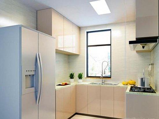 室内效果图 厨房装修效果图大全2021图片
