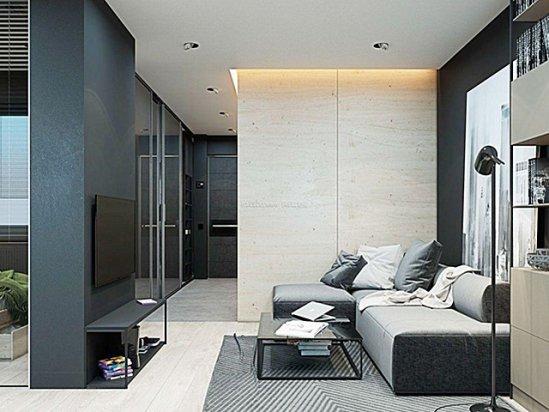 单身公寓设计 单身公寓复式楼装修效果图