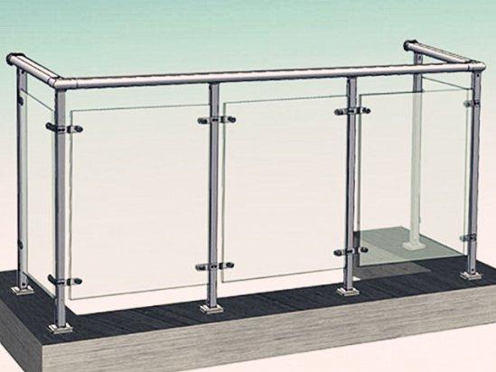 装饰装修玄关 别墅阳台栏杆用什么材料的好