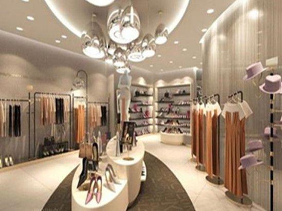 房间设计图 服装店装修效果图大全2021图片