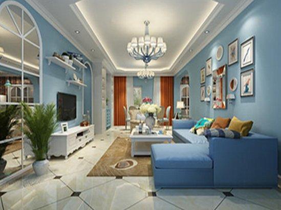 装修风格 地中海风格装修图片客厅装修效果图