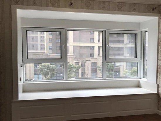 吊顶装修效果图 窗户不包窗套缝隙怎么处理