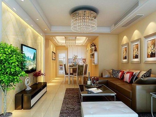 两室一厅装修 武汉装修房子多少钱一平方