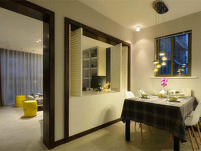 家装木门品牌 一间长方形的房子怎么装修设计