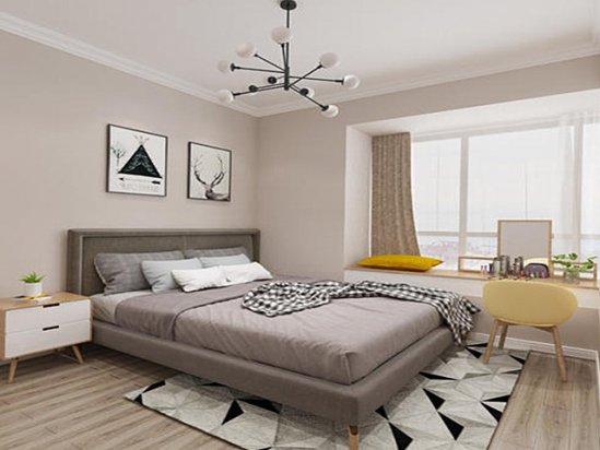 武汉免费设计 小平米房子卧室装修效果图大全