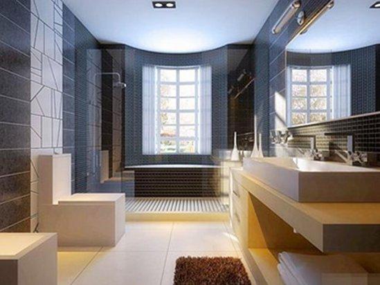 卫生间图片 创新卫生间装饰效果图欣赏2021