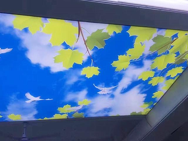 【软装设计方案】软膜天花吊顶优缺点有哪些
