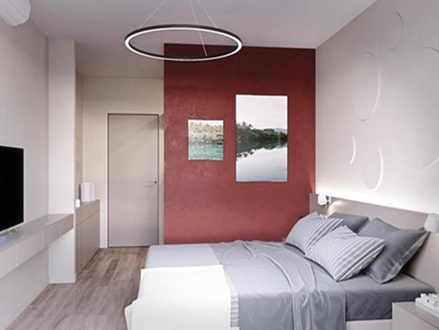 【长沙装饰公司】七十七平米房子室内装修设计