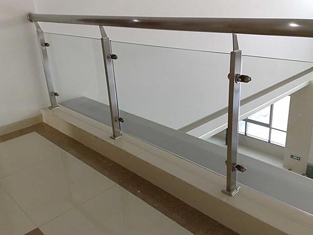 【人造大理石图片】阳台玻璃护栏价格是多少